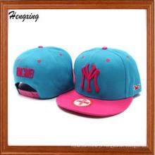 Azul e rosa chapéu Snapback esportes Cap