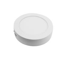 Runde LED-Panel Licht 18W 1300lm PF Oberfläche > 0,9 Ra > 80