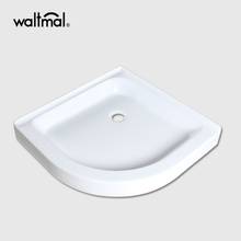 "32"" ×32"" Acrylic Material Sector Shape Shower Tray"