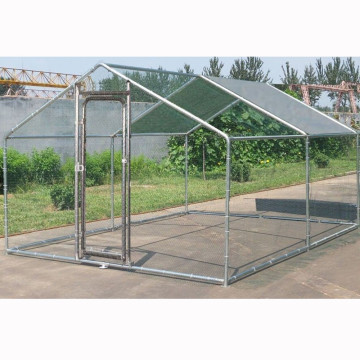 Walk In Metal Chicken Run Dijual