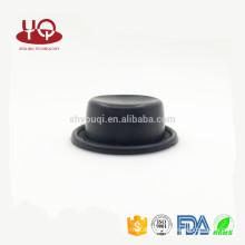 Copa de goma reforzada tela del diafragma de goma del diafragma de la bomba de aire