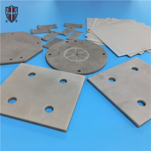 high thermal conductivity aluminum nitride AIN ceramic parts