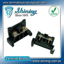 Оснастки ТР-20 Тип сборки 600В 20 Ампер на DIN-рейку на Разъем