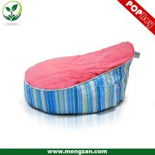 Chaise de beanbag pour fête de bébé