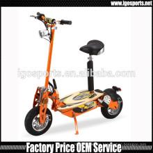 40-60km Reichweite pro Ladung und ja Faltbarer leichter elektrischer Roller mit Sitz für Erwachsene