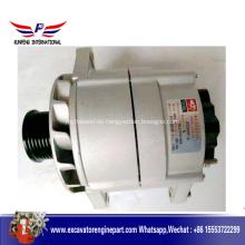 Yuchai 6L Motor Parts Intergal Alternador L30-3701100A