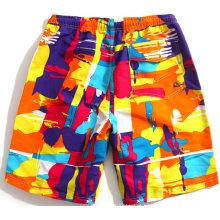 Homem / Crianças Beachwear Swimwear Beach Shorts
