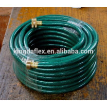 High Temperature Polyester Reinforced Outdoor PVC Garden Hose 1/2''