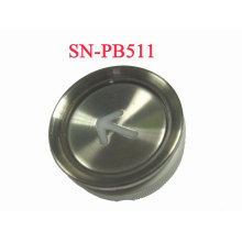 Lift Parts Push Button in Round Shape (SN-PB511)