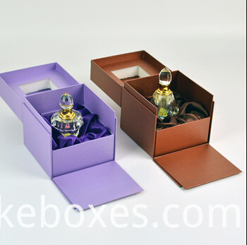 Elegant Perfume Paper Packaging Box