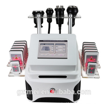TM-913 Hot Sale cavitation vacuum rf lipo laser Machine