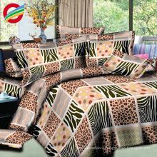 cheap modern 100% cotton 3d printed bedding sheet sets