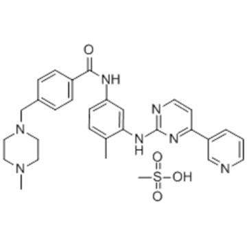 Imatinib CAS 152459-95-5