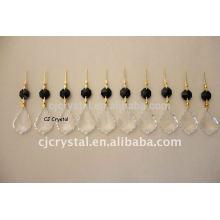 2015 Accessoires décoratifs en perles de cristal, perles de cristal