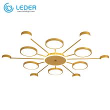 LEDER Flush Vanity Ceiling Lightings