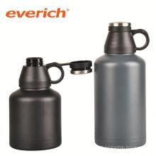 Barril de cerveja de aço inoxidável de aço inoxidável promocional personalizado