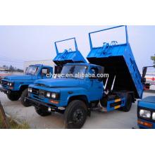 DongFeng 8cbm Dump versiegelt Müllwagen