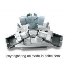 PVC-Rohrverbindungsform