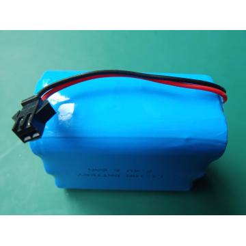 usb battery pack lithium battery 7.4V 7.6Ah