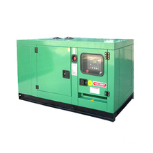90kw Soundproof type Cummins Diesel Generator Set