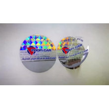 Customized 3d hologram sticker make in China
