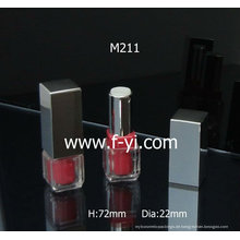 Mini Square Kunststoff Lippenstift Tube