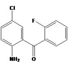 2-Amino-5-Chloro-2'-Fluorobenzophenone N ° CAS: 784-38-3