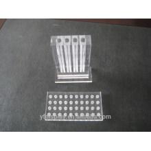 Titulaire de stylo acrylique personnalisé de qualité supérieure