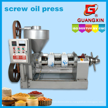 Oil Press with Temperature Heater