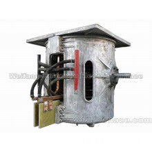 1Ton Copper Melting furnace