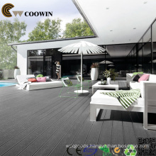Floor Covering White Wood Flooring Polymer Deck