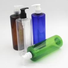 Botella plástica de la loción de la personalización del color de 300ml 500ml (NB235)
