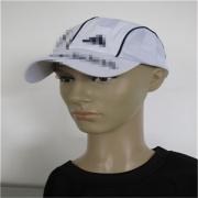 Tüy hafif şapkalar basılı ya da işlemeli tasarımı ile