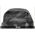 Saco tático para capacete adotando 1000 D nylon impermeável e retardante de chama