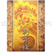 Le nouveau Fanshion et le livre d'images de tatouage spécifique sur la vente chaude