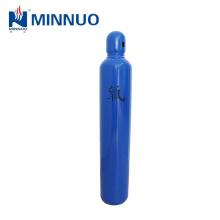 Fabrik 50L industriellen Sauerstoff / Ar / Nigroten / Wasserstoff / He / Ne / N2O Zylinder