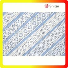 Best quality and factory for Chemical Lace Fabric cheaper lace trimming hot sales export to Portugal Exporter