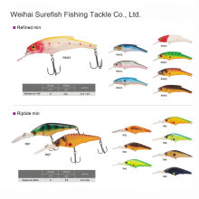 Wholesale Hard Bait Wobbler Minnow Fishing Lure