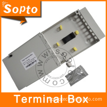 Wall Mounted 8 Cores FTTH Fiber Optical Terminal Box (FTB-108)