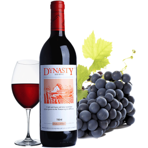 Dynasty Dry Red Wine 750ML