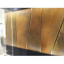 Perforated Metal Panels – Enhancing Your Interior Decor