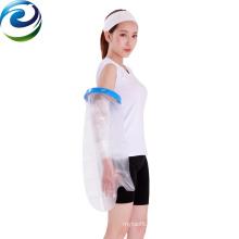 Vorhandene Probe Diabetische Fußschwimmen mit Gipsabdruck