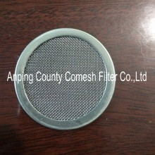 120Micron Stainless Steel Wire Mesh Filter Discs