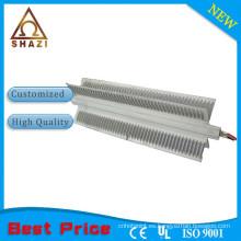 Elemento de calefacción de la resistencia con el fregadero de aluminio para el calentador