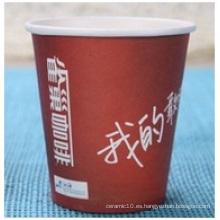 QS Certification Paper Cups, especializada en 200 tazas de café Ml