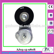 Auto V-ribbed Belt Tensioner Puley for MAZDA MPV TRIBBUTE AJ03-15-980B AJ03-15-980