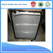 High quality WG9112530303 custom aluminum radiator