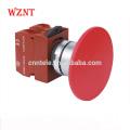 Interrupteur à bouton-poussoir t85 kan j4 à tête convexe de 22 mm