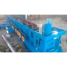 Máquina formadora de rolos de perfil C de aço colorido