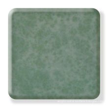 Personalized Green Translucent Resin Panel 2440 * 760mm For Home Decorative Wall Panel